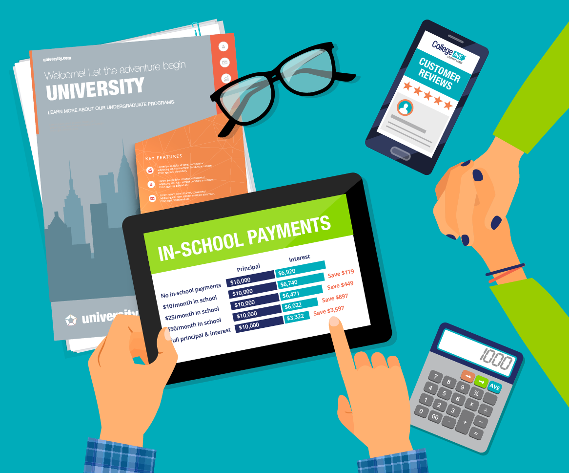 in-school payments