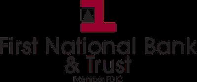 First National Bank & Trust Logo