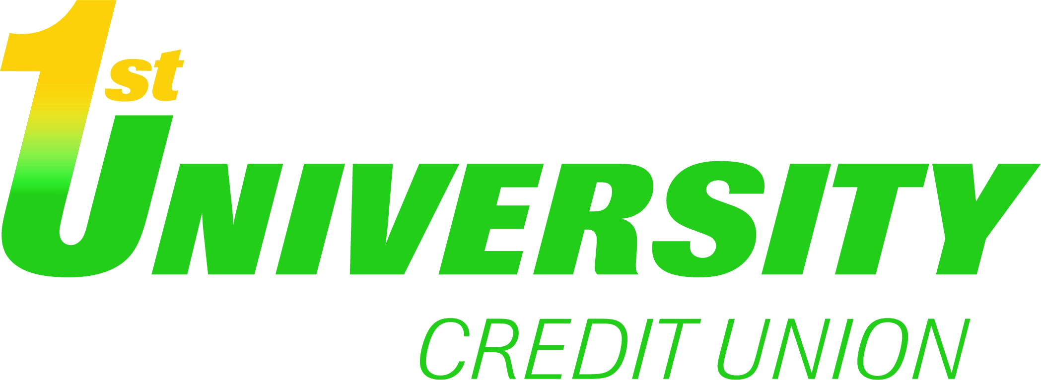 First University Credit Union Logo