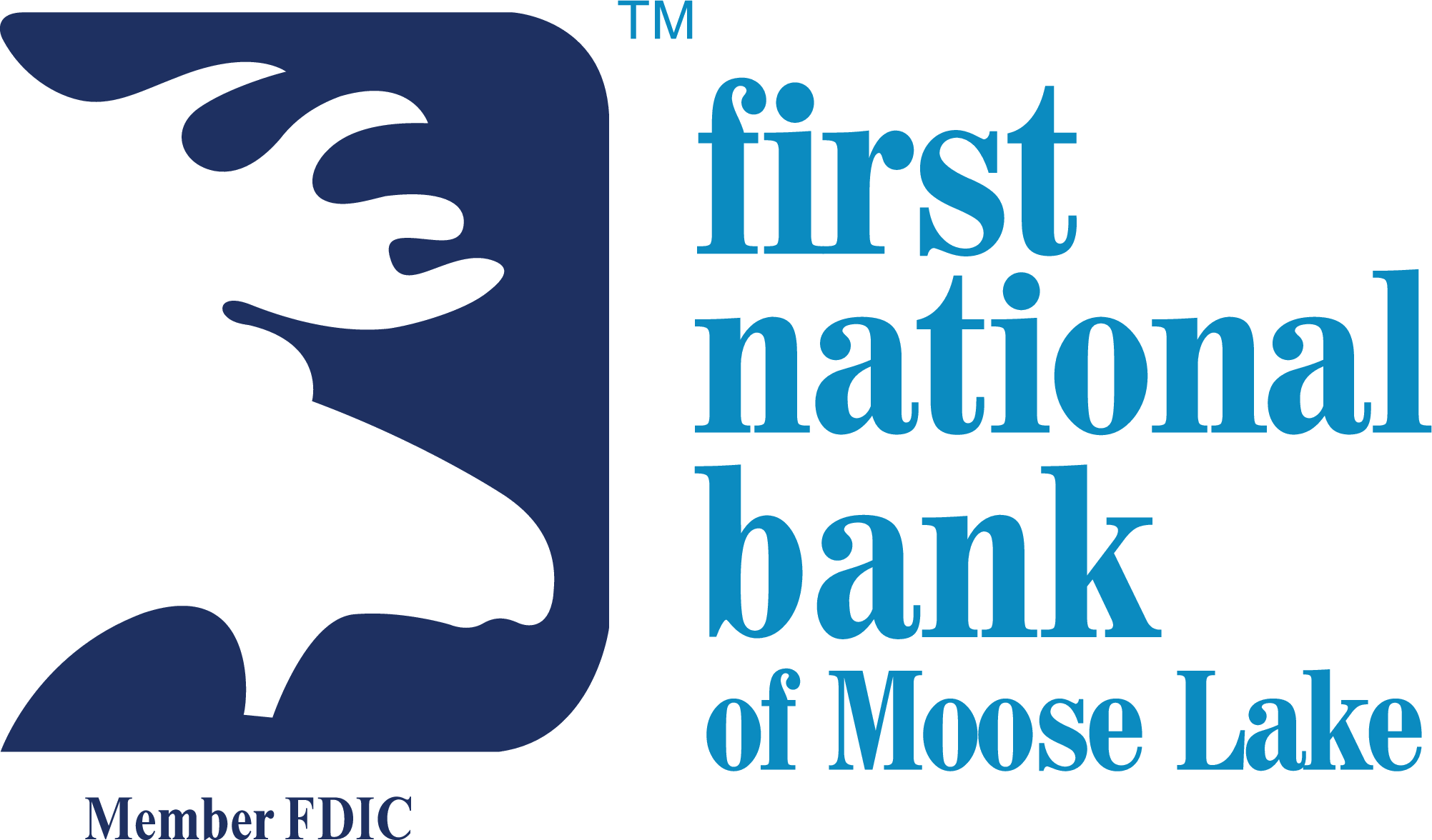 FNB Moose Bank Logo
