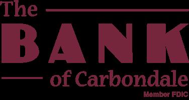 Bank of Carbondale Logo - Member FDIC