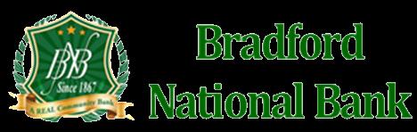 Bradford National Bank logo