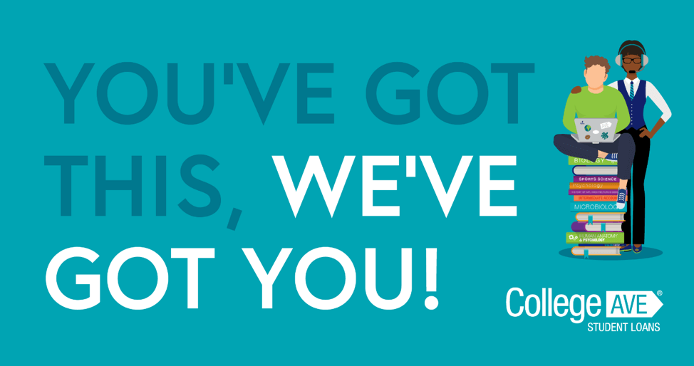 you've got this, we've got you!